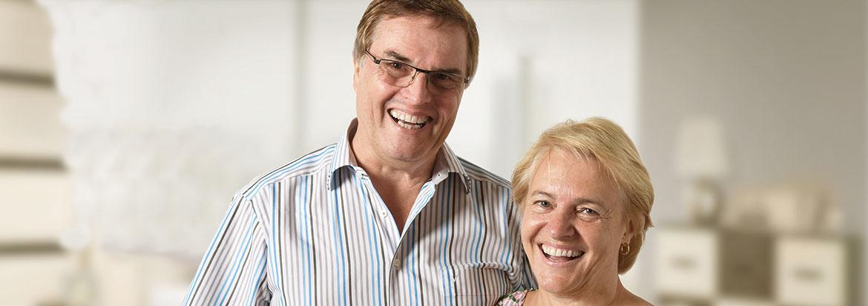 Klaus und Brigitte Block